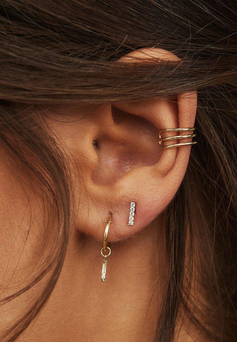 Isabel Bernard - 14 KARAT GOLD  - Boucles d'oreilles - gold