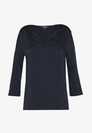 Blusa - sky captain blue