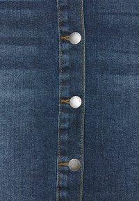 JDY - JDYTYSON LIFE  - Denim skirt - medium blue denim - 2