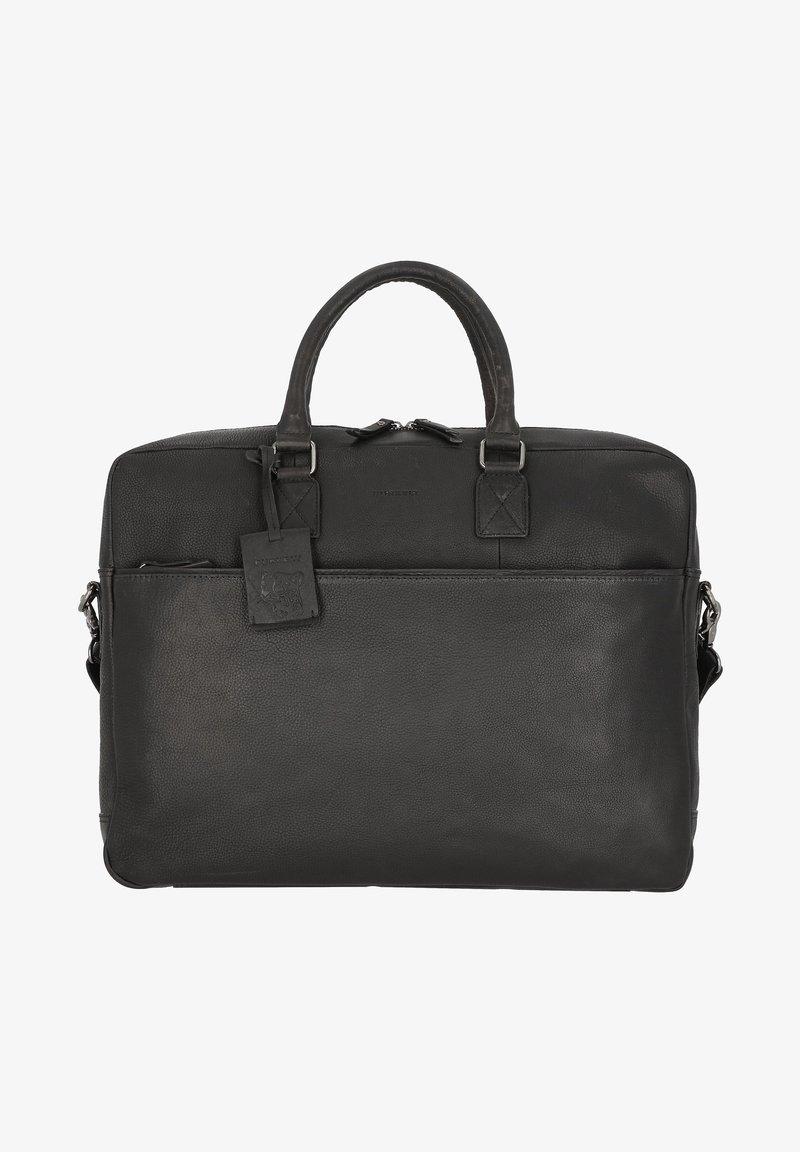 Burkely - BURKELY ANTIQUE  - Briefcase - black