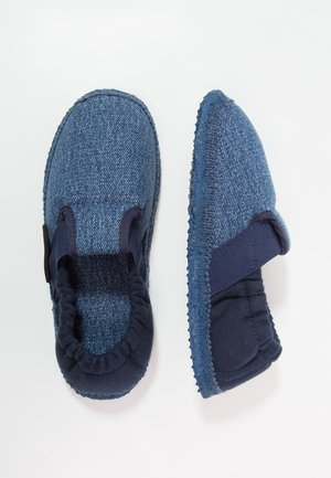 AICHACH - Slippers - dunkle jeans