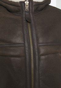 Schott - COLORADO - Winter coat - brown - 2