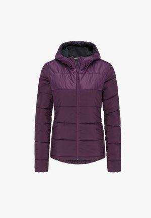 Snowboard jacket - shadow purple
