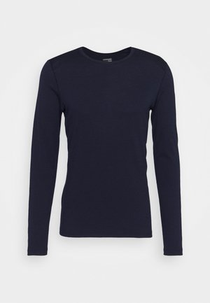 MENS CREWE - Funktionströja - midnight navy