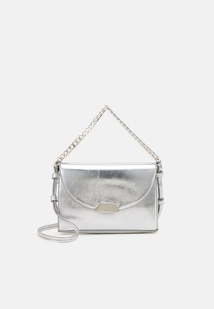 CROSSBODY BAG NURIA - Schoudertas - silver