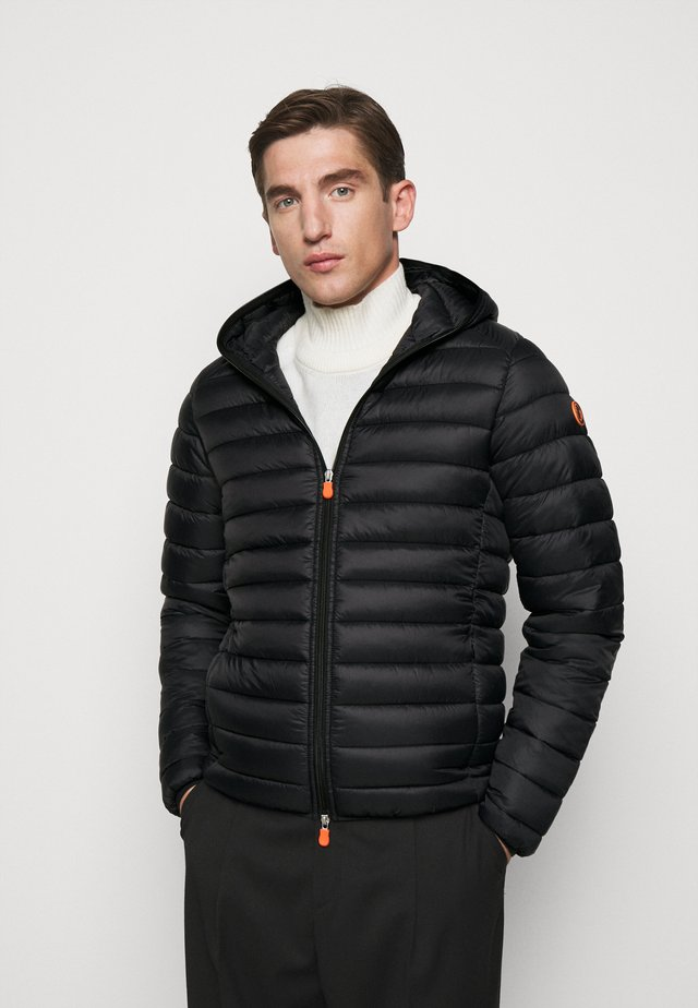 GIGAY - Winter jacket - black