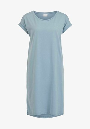 VIDREAMERS - Jersey dress - ashley blue