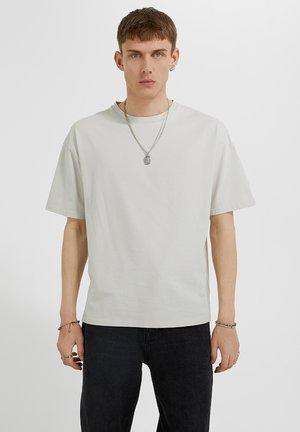 YORICK - Basic T-shirt - vintage porcelain