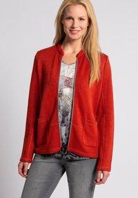 GINA LAURA - Vest - rost - 0