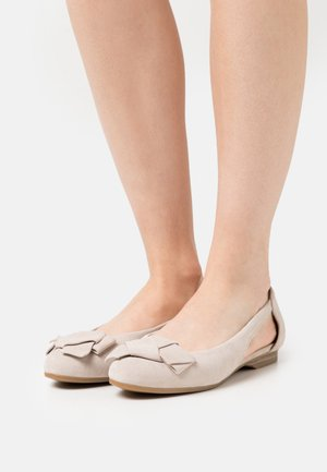 Ballet pumps - offwhite