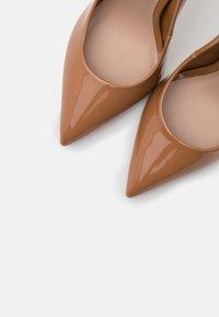 ALDO - COMPLETA - High heels - beige - 4