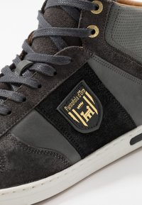Pantofola d'Oro - MILITO UOMO MID - High-top trainers - dark shadow - 5