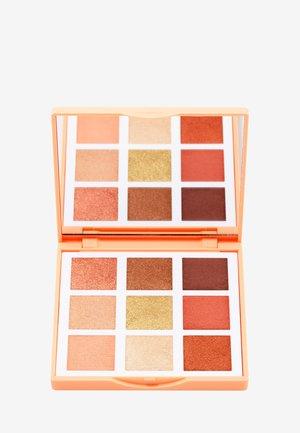 THE EYESHADOW PALETTE - Eyeshadow palette - sunset