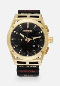 Diesel - TIMEFRAME - Kronografklockor - black - 0