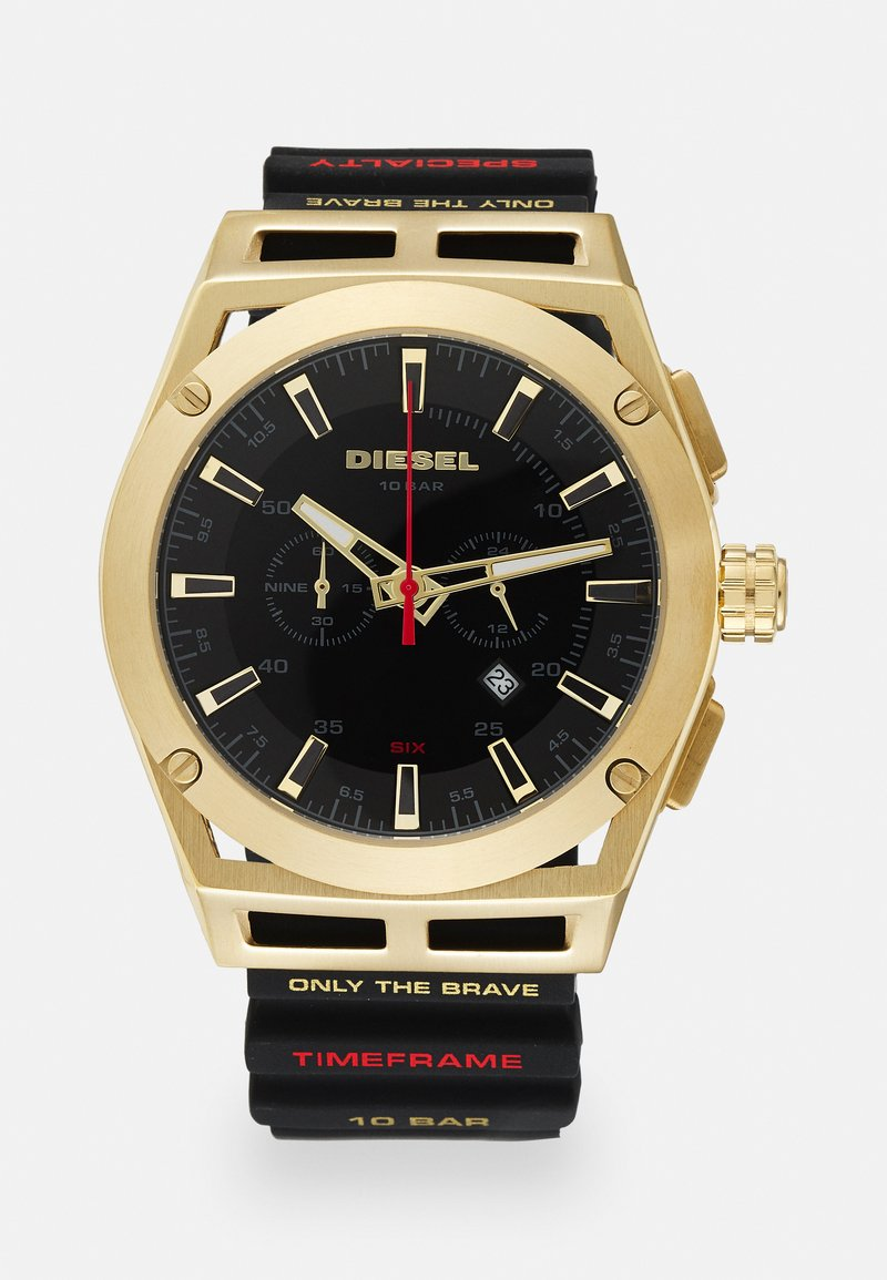 Diesel - TIMEFRAME - Kronografklockor - black