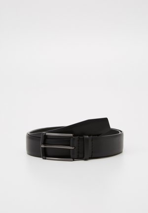 LEATHER - Vyö - black