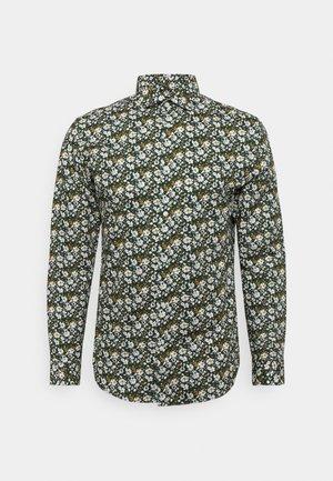 JPRBLAFLORAL AUTUMN - Shirt - darkest spruce