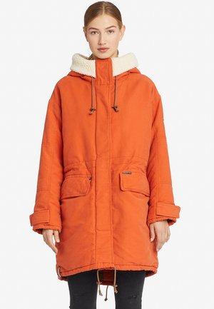 EMET - Winter coat - orange