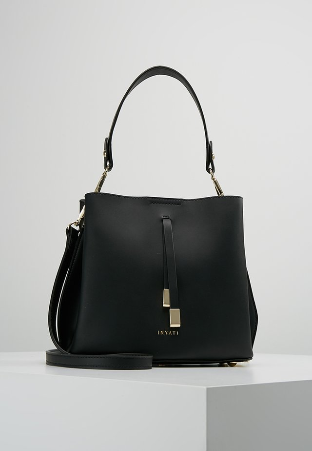 CLÉO - Handbag - black