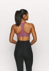 Nike Performance - BRA NON PAD - Sport BH - dark beetroot/pure/white - 2
