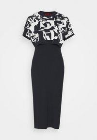MAX&Co. - DANAE - Pouzdrové šaty - navy blue - 0