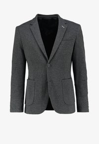 Pier One - Blazer jacket - grey melange - 5