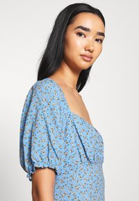 Miss Selfridge - DITSY SWEETHEART DRESS - Day dress - blue - 4