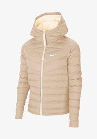 Nike Sportswear - Down jacket - sand - 1