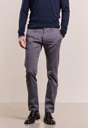 MATTHEW - Spodnie materiałowe - grau