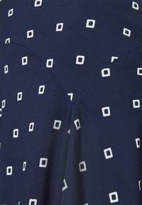 Lauren Ralph Lauren - A-line skirt - french navy/pale - 2