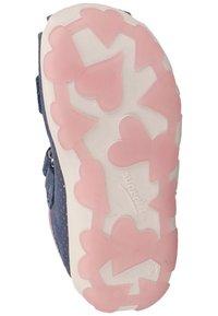 Superfit - Touch-strap shoes - blau/rosa - 4