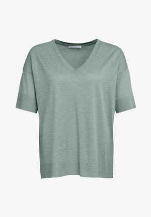 SVENNIE - Basic T-shirt - green