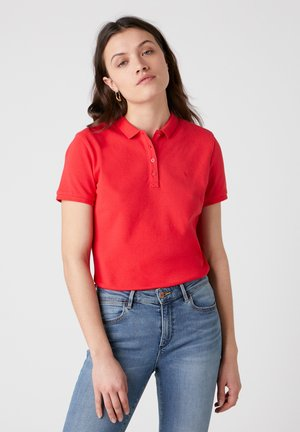 Poloshirts - lollipop red