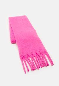 Codello - SOLID - Scarf - dark pink - 0