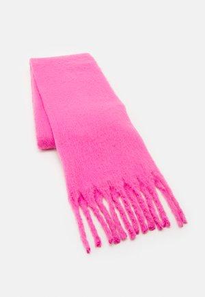 SOLID - Sjal / Tørklæder - dark pink