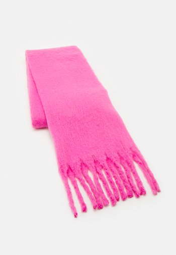 SOLID - Scarf - dark pink