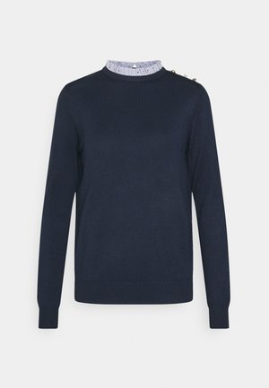 BIMAT CUELLO - Pullover - medium blue