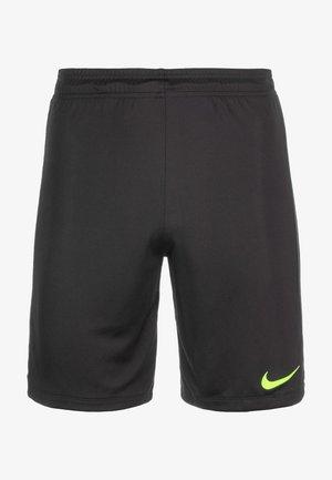 Short de sport - black neon yellow