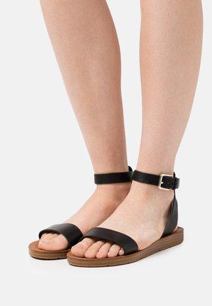 KEDAREDIA - Sandals - black