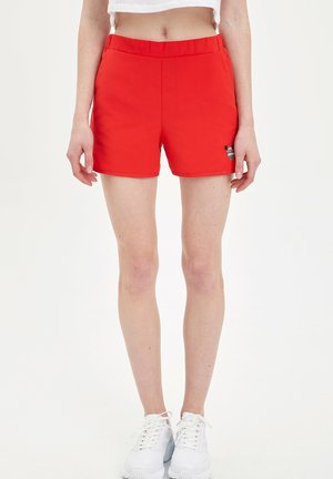 Uimashortsit - red