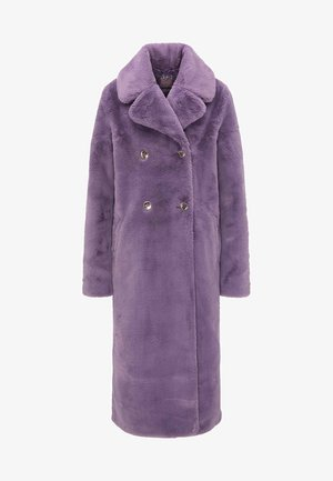 MANTEL - Winter coat - lila