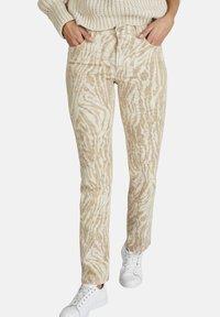 Angels - Straight leg jeans - hellbraun - 0