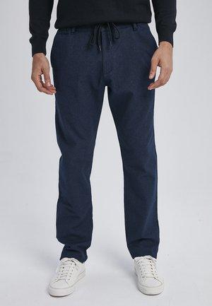 GITANA - Trousers - navy