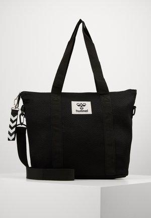 HMLPOP SHOULDER BAG - Taška spříčným popruhem - black