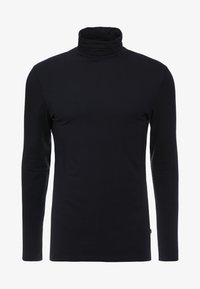 Pier One - Long sleeved top - black - 3