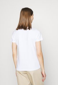 Pepe Jeans - NEW VRIGINIA SHORT SLEEVE 2 PACK - Basic T-shirt - black/white - 2