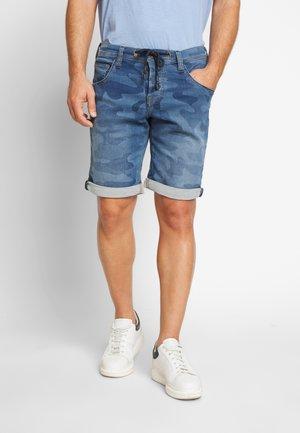 CHICAGO  - Denim shorts - medium bleach