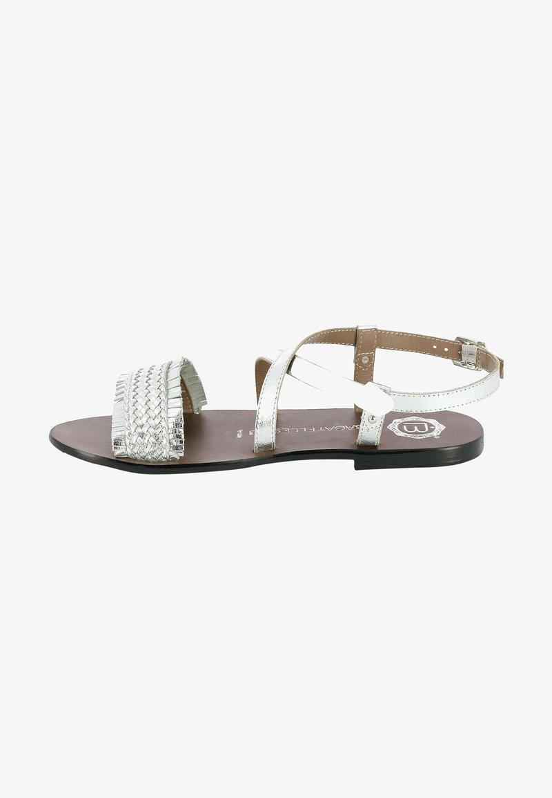 Les Bagatelles - Sandals - silver