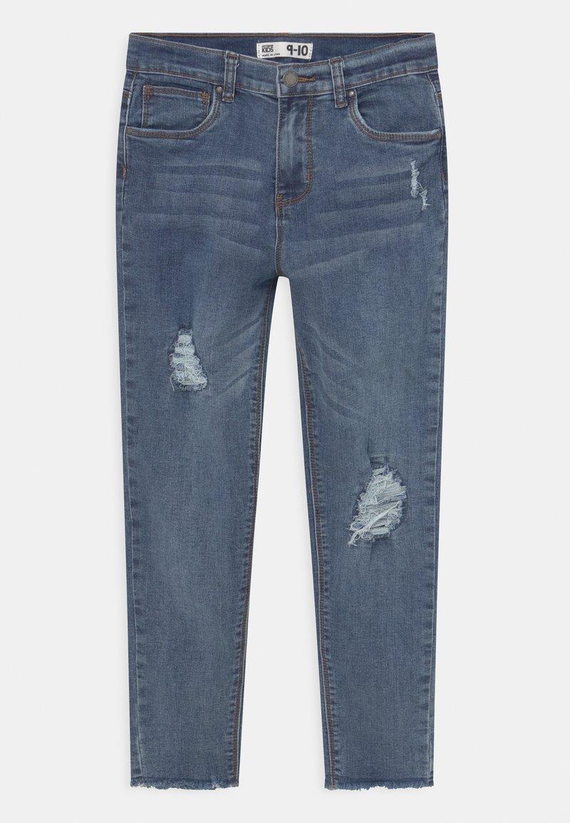 Cotton On - DREA - Slim fit jeans - blue