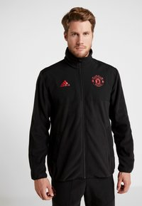 adidas Performance - MUFC  - Klubbkläder - black - 0